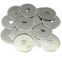 Lame rotanti per taglierine rotative per taglierine rotanti in cuoio patchwork tagliate a 28mm