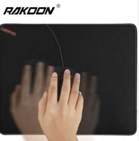 Rakoon Gaming Mouse Pad Anti- slip Natural Rubber PC Computer...