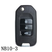 Ключ серии NB10-3 KEYDIY NB многофункциональный дистанционный для KD300 и KD900 для того чтобы произвести любой модельный remote