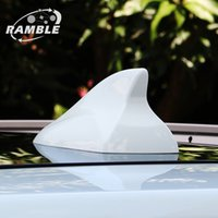 Ramble Shark Fin Antenna Special For Peugeot 2008 3008 4008 ...