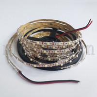 5 mm Ancho 5V 3528 LED Tira de luz Cinta flexible Cinta IP20 IP20 No impermeable PCB estrecho 60leds / M Super Bright 7 Lumen