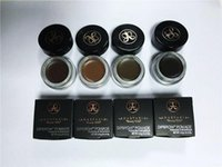 nueva anastasia beverly hills HOT dipbrow Pomada Medium Brown Impermeable Maquillaje Ceja 4g Rubio Chocolate Marrón Oscuro Ebony Auburn + geyebrow.