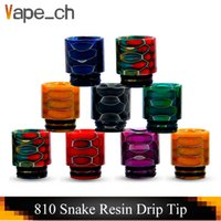 810 Snake Resin Drip Tips For TFV12 Prince TFV8 X BABY TFV8 ...