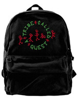 A Tribe Called Quest Logo Classic Canvas Shoulder Bag Backpa...