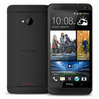 Original Refurbished Unlocked HTC ONE M7 2GB RAM 16GB/32GB ROM 4.7inches GPS WIFI Bluetooth 3G WCDMA Quad Core Android Smartphone