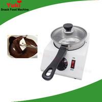 Ticari Elektrikli Çikolata Erime Makinesi Pişirme Araçları Mini Ev Erime Pot Çikolata Erime Aracı Çikolata Makinesi