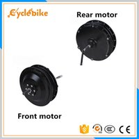 Free shipping BPM 36v 500w Electric bicycle hub motor geared...
