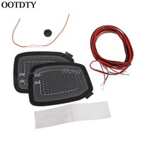 1Set Universal Quick Warm 12V Car Side Mirror Glass Heater H...