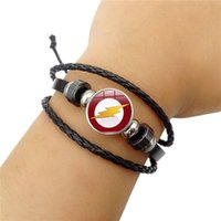 New arrivel Marvel DC superhero bracelet Time Gem Cabochon g...