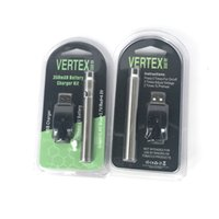 Vertex Prehoet Lo Комплекты аккумуляторных аккумуляторов CO2 Vaporizer масла O Pen 510 Vape Peen Vaporizer Батареи 350 мАч Lo VV Батарея CE3 Картридж