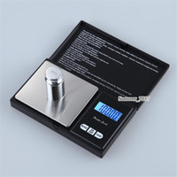200 جرام × 0.01 جرام حجم الجيب الأسود LCD الرقمية مقياس المجوهرات الدقيقة الرقمية، الماس موازنة وزن الذهب