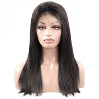 Ishow Hair 8A Brazilian Mink Straight full lace human hair w...