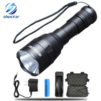 Shustar XM- L2 8000LM LED Flashlight Torch Big Promotion Ultr...