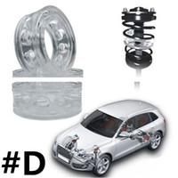 (Dimensione D) 2 Pz Special All'ingrosso Tipo D Auto Auto Shock Abso rber Spring Power Cuscino Buffer Per Auto, Uretano, Ricambi Auto