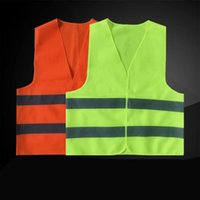 L~XXXL size 60g Reflective Vest Working Clothes Provides Hig...