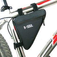 Triangle Bike Bag Vorderradrohrrahmen Radfahren Fahrradtaschen Wasserdicht MTB Road Pouch Halter Sattel Bicicleta Fahrradzubehör