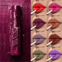 36 Colors Pudaier Matte Liquid Lipstick Lips Make Up Nude Li...