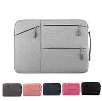 Hochwertige Modedesigner Laptop Sleeve Tasche Aktentasche Aufbewahrungstasche Innentasche für MacBook Air Pro für Apple / Samsung / Dell 11-15 Zoll