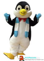Adult funny Penguin mascot costume for christams holiday mas...