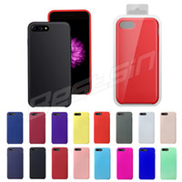 Bestsin Slim Soft Cell Phone Case Liquid silicone Case For i...
