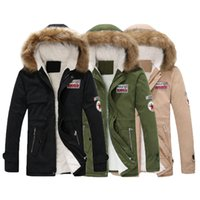 Winter jacket Men' s jacket Men' s Park Men Coat Plu...