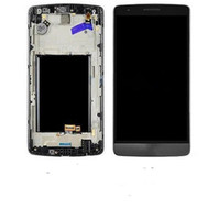Display LCD 100% Test + Touch Screen Digitizer Assembly per LG G3 Mini D722 con cornice