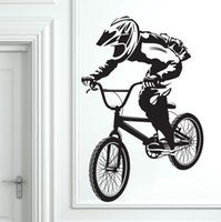 For Kids Rooms Boys Bedroom Decor Wall Art Decoration Bicycl...