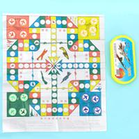 Бесплатный shippingPuzzle шахматная игрушка портативный полет шахматы джунгли маленькая коробка настольные игры взаимодействие родитель-ребенок игра в шахматы