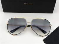 Men Woman Designer Oversized Square Sunglasses Gunmetal Fram...