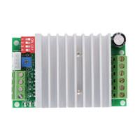 Nuovo arrivo Controllore per motori passo-passo ibridi trifase TB6600 DC 12-45V ad asse singolo TB6600