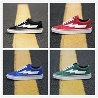 Classic Black Blue Green Red Yellow Revenge x Storm Casual S...
