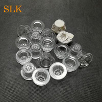 Wholesale smoking accessories glass bowls spoon pipes screen...