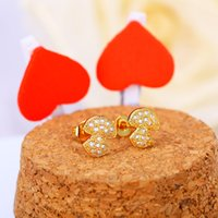 Wholesale Earrings Stud For Women Wedding Dressed Top Fashio...
