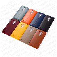 30 ADET Pil Arka Kapak Konut Case Kapı Arka Kapak + LG G4 H815 H810 H811 LS991 US991 VS986 NFC