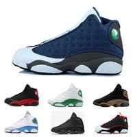 cheaper a9b0f f454b Nike Air Jordan 13 sneakers Envío de la gota 2018 para mujer para hombre  Diseñador 13