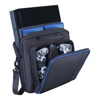 PS4 Game System Bag حقيبة حمل حقيبة لسوني بلاي ستيشن 4 PS4 Slim Console System Accessories