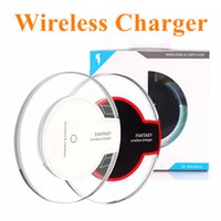 High Quality Qi Wireless Charger Charging For Samsung S6 S7 ...