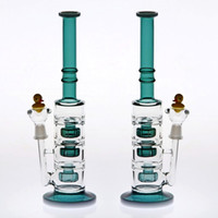 32cm Hunter Glass Bongs Joint Size 14. 4mm Ready To Ship Laye...