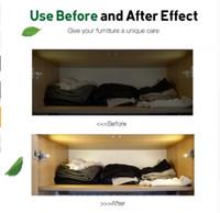 LED Kabine Işık altında Evrensel Dolap Işık Sensörü LED Armario İç Menteşe Lambası Dolap Dolap Mutfak Için