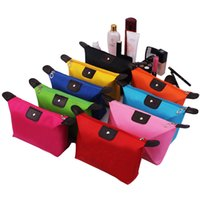 Candy Color Travel Makeup Bags Women' s Lady Cosmetic Ba...
