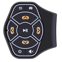 Handfree Bluetooth Car kit Car Steering Wheel Remote Control...