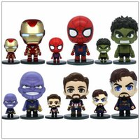 6. 5cm Avengers Infinity War Superhero Action Figures Toys PV...