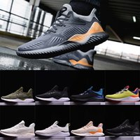 6c70b03422a0c 2018 Wholesale Alphabounce Beyond Boots 330 Women Running Shoes Alpha bounce  Hpc Ams 3M Sports Trainer Sneakers Man Shoes40-45