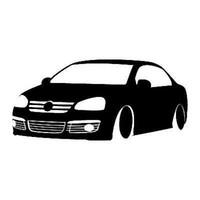 15 * 10cm ألمانيا السيارات الأزياء ملصق سيارة محمول CA-157