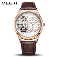 MEGIR Original Men Watch Top Brand Luxury Quartz Watches Rel...