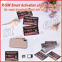 Original Rsim 13 Smart activation Unlock SIM Card Heicard Un...