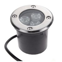 Hot sale 3*3W LED Underground Light Waterproof IP67 AC85- 265...