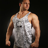 b37fdeeb71607 New Brand Mens Compression Tank Tops Men Quick Dry Breathable Tank Tops Men   S Fitness Gyms Tank Tops