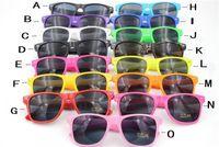 المرأة والرجل الأكثر رخيصة شاطئ الحديثة مكبرة البلاستيك النمط الكلاسيكي النظارات الشمسية