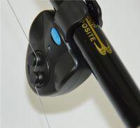 На открытом воздухе Универсальная Рыбалка сигнализации Электронные Рыба Укус сигнализации Finder Звук оповещения LED свет клип на Удочка Рыболовные принадлежности